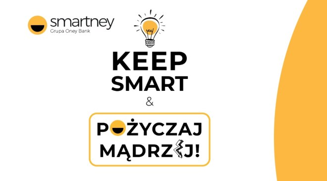 Smartney KEEP SMART & pożyczaj mądrzej