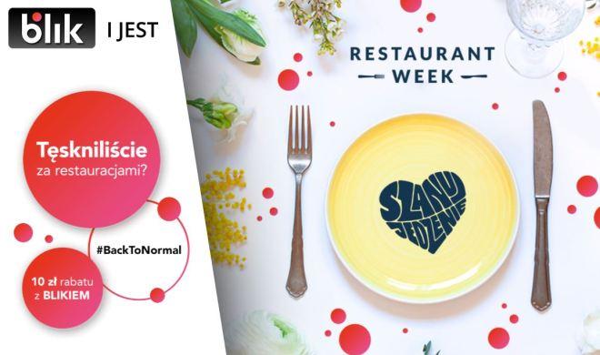 Restaurant Week z BLIK