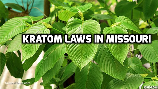 Kratom laws In Missouri