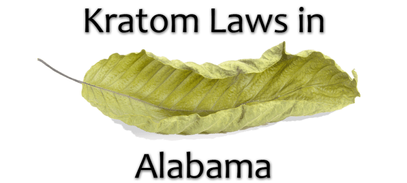 Kratom Laws in Alabama