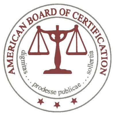 What does it mean to be a Board Certified Consumer Bankruptcy Attorney ?