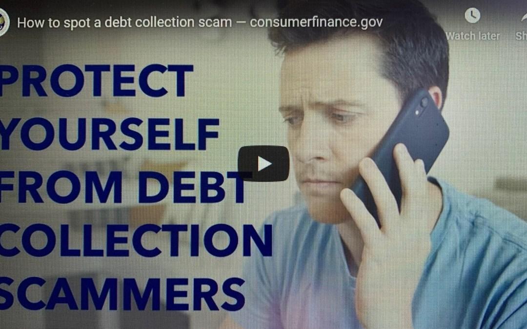 Debt Collection Scams