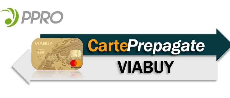 Carta prepagata VIABUY Mastercard: la recensione