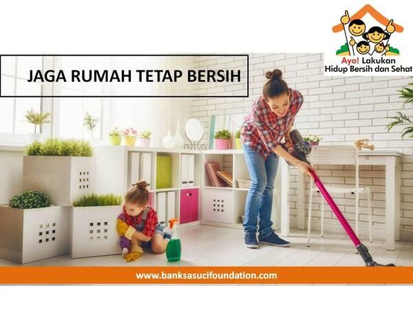 Hidup bersih cegah ispa by Banksasuci