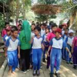 Tumbuhkan Kreativitas Siswa, SDN Rama 2 Outing Class di Banksasuci