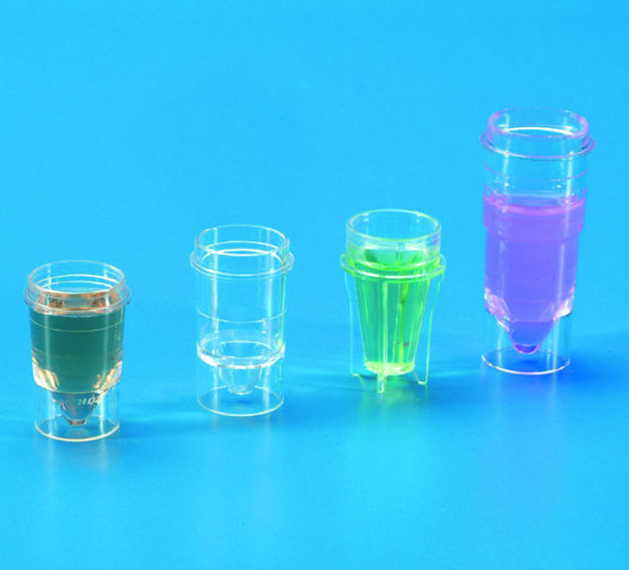 AUTO-ANALYSER (Sample) CUPS PS  Technicon/Beckman/Konelab Type Pkt of 1,000  | 1.5 ml