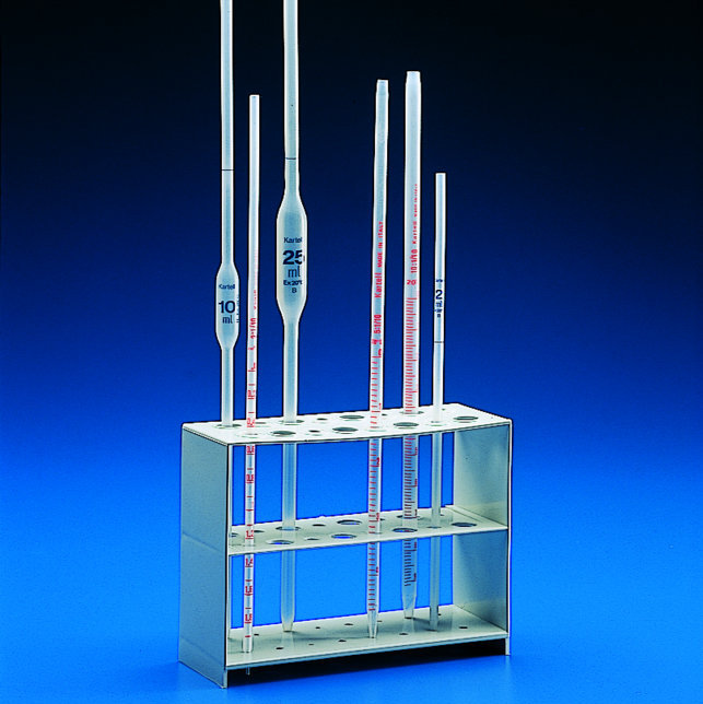 VERTICAL PIPETTE STANDS PP   | 16 place