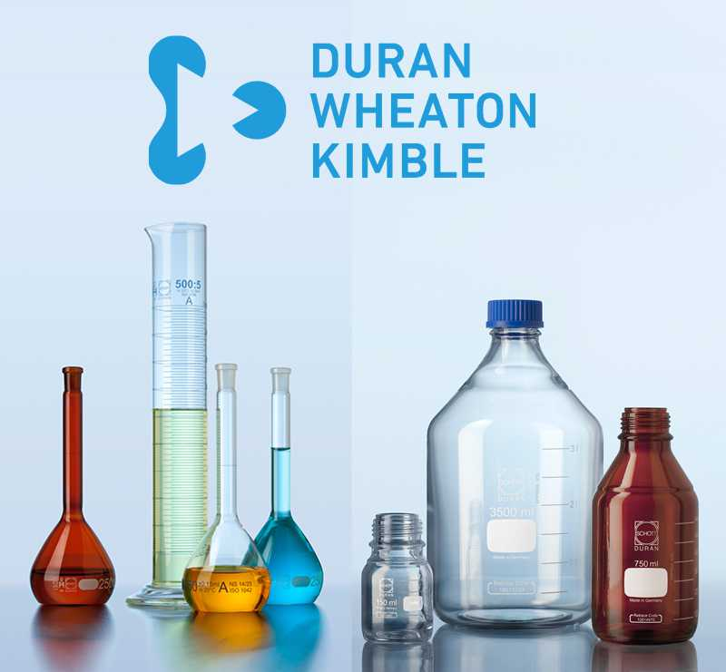 DURAN® Erlenmeyer flask, narrow neck, with graduation, 1000 ml, without print
