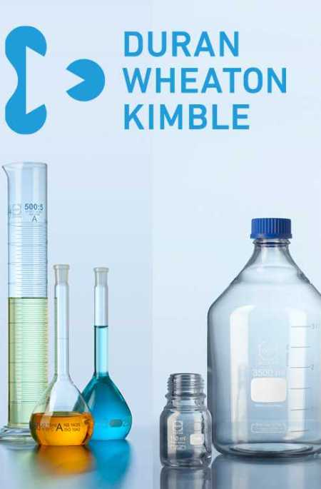 Separating funnel, conical DURAN® with PTFE key, graduated, 100 ml