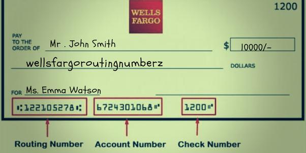 Deposit Wells Fargo Direct