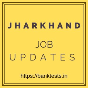 Jharkhand Govt jobs