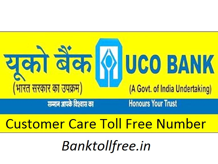 UCO bank toll free number for balance enquiry