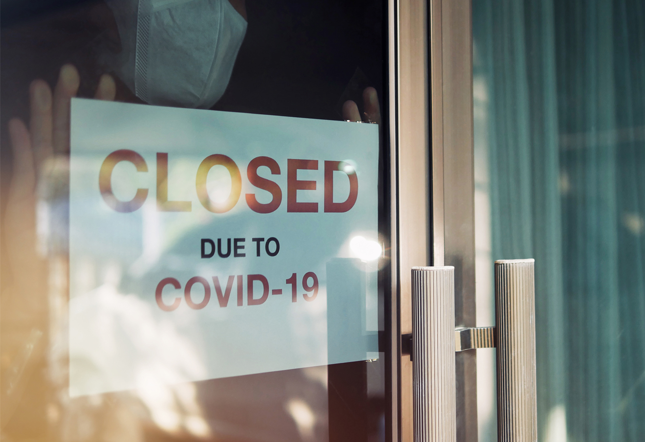 What do two million accounts tell us about the impact of Covid-19 on small businesses?
