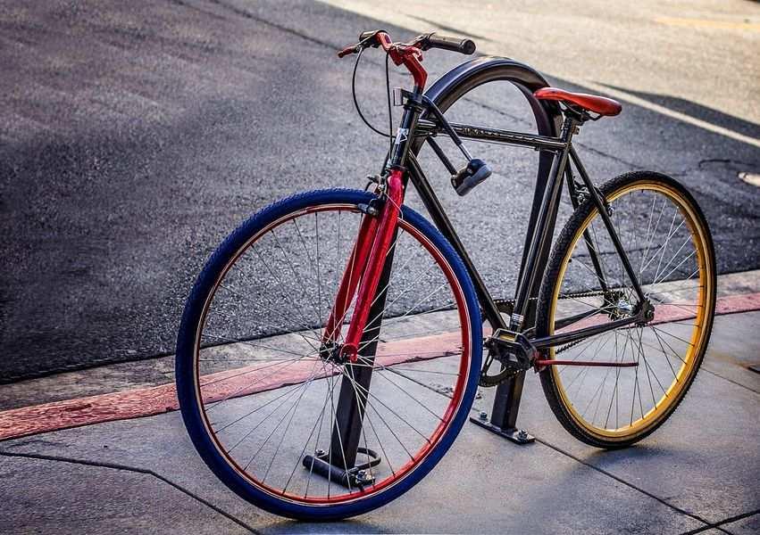 Rower zamiast samochodu