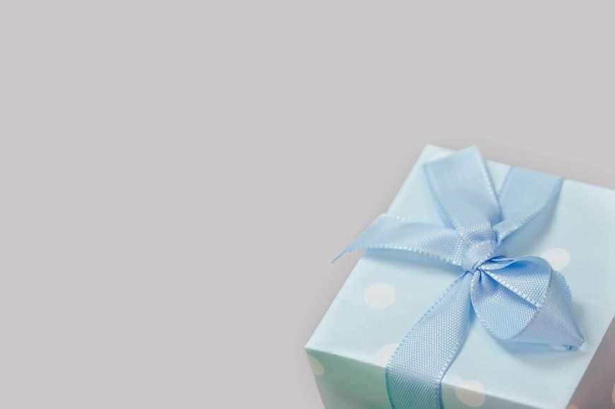 Wybierz śmieszny prezent