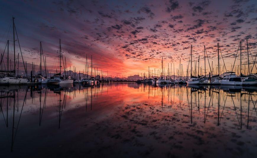 Czarter jachtów i katamaranów