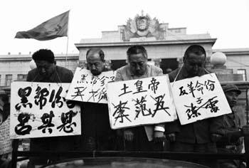 文革時期的死刑犯槍決和公審現場: 依存癥の獨り言