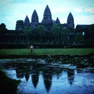 21 Angkor Wat, Cambodia