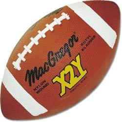 MACGREGOR X2y Football – Rubber –  700 Points