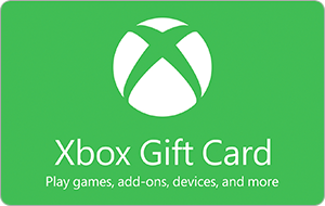 Xbox Gift Card – $15 – 1,600 Points