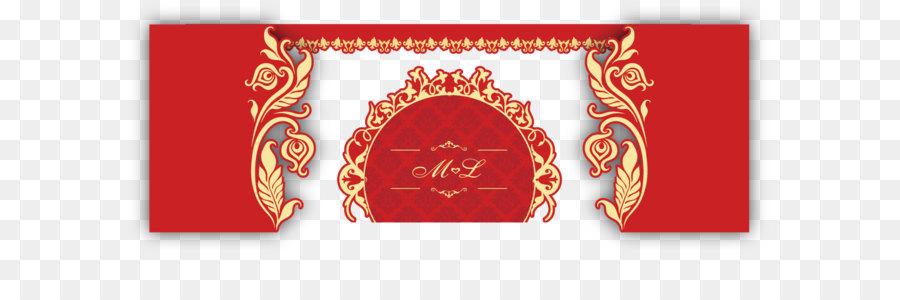 invitation card frame png download
