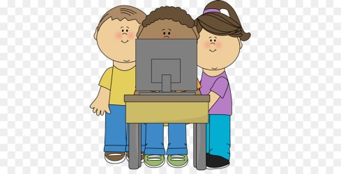 Cartoon Computer png download 425*450 Free Transparent Student png Download CleanPNG / KissPNG