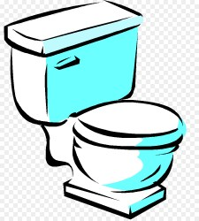 Bathroom Cartoon png download 864*993 Free Transparent Toilet png Download CleanPNG / KissPNG
