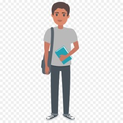 Boy Cartoon png download 1500*1500 Free Transparent Student png Download CleanPNG / KissPNG