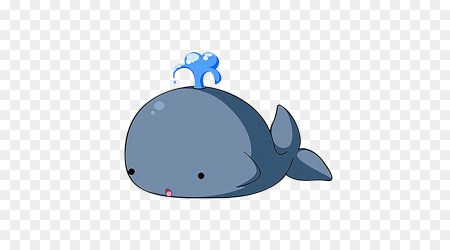 Whale Cartoon png download 500*500 Free Transparent Baleen Whale png Download CleanPNG / KissPNG