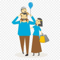 Family Shopping png download 2000*2000 Free Transparent Cartoon png Download CleanPNG / KissPNG