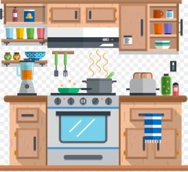 Kitchen Cartoon png download 1495*1354 Free Transparent Kitchen png Download CleanPNG / KissPNG