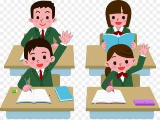 Classroom Cartoon png download 1000*750 Free Transparent Student png Download CleanPNG / KissPNG