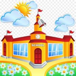 School Building Cartoon png download 2083*2083 Free Transparent School png Download CleanPNG / KissPNG