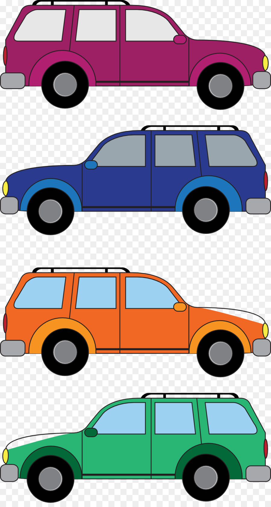 Car Cartoon Png : cartoon, Cartoon, Download, 1037*1920, Transparent, Download., CleanPNG, KissPNG