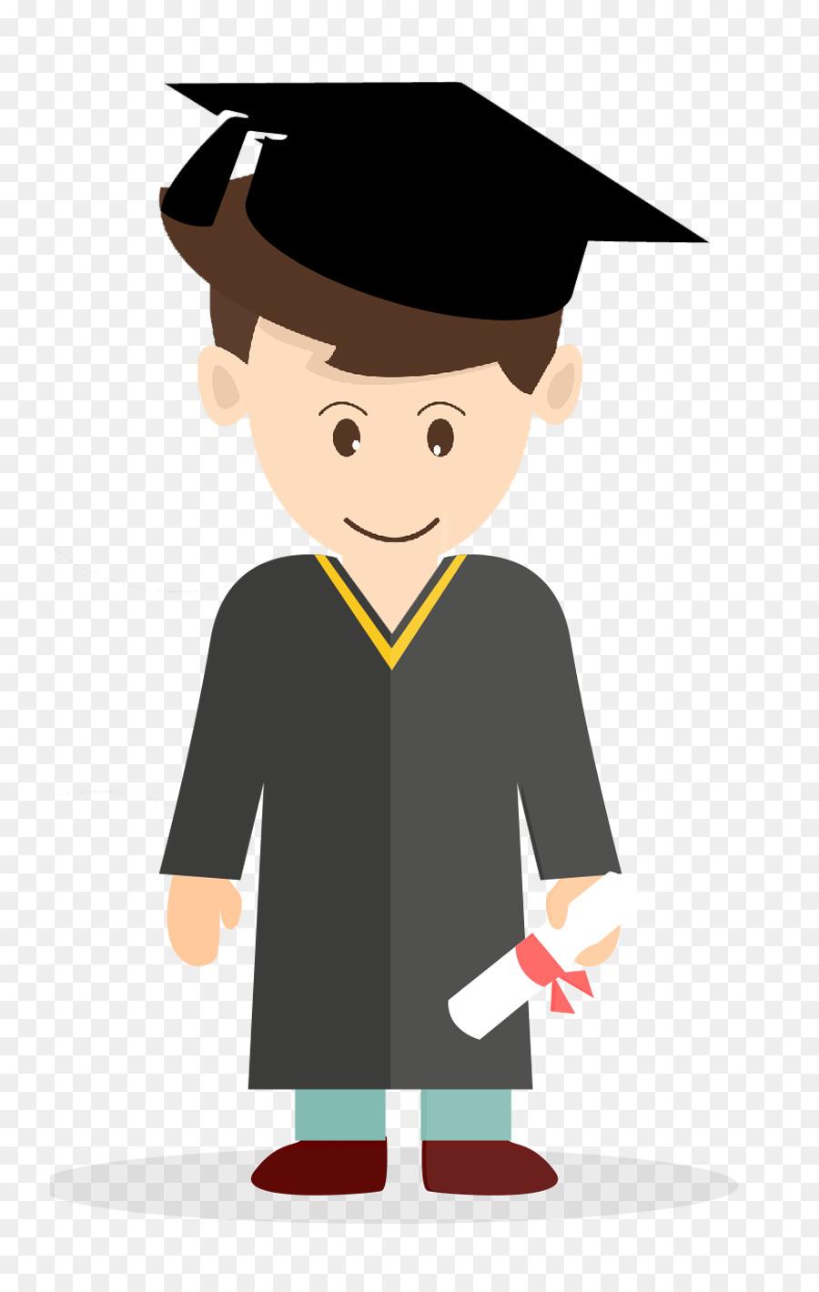 Graduation Vector Png : graduation, vector, Graduation, Cartoon, Download, 789*1409, Transparent, University, Colombia, Download., CleanPNG, KissPNG