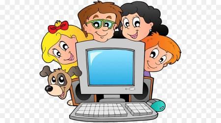 School Child png download 585*500 Free Transparent Computer png Download CleanPNG / KissPNG