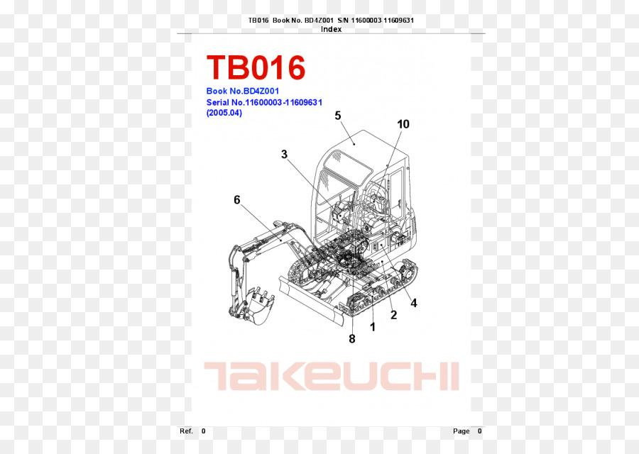 Takeuchi service manual