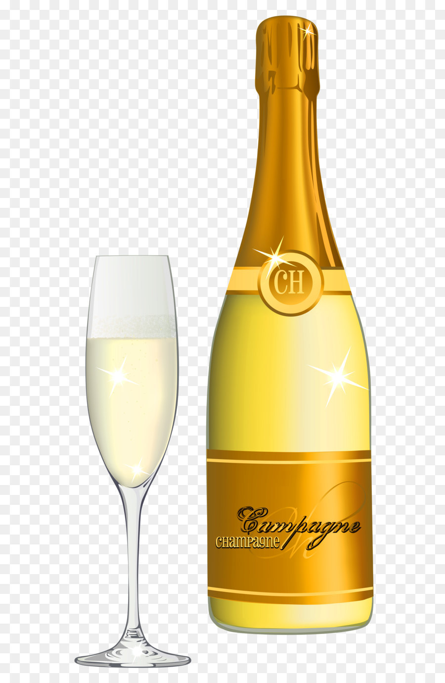 hight resolution of champagne cocktail champagne cocktail glass bottle drink png