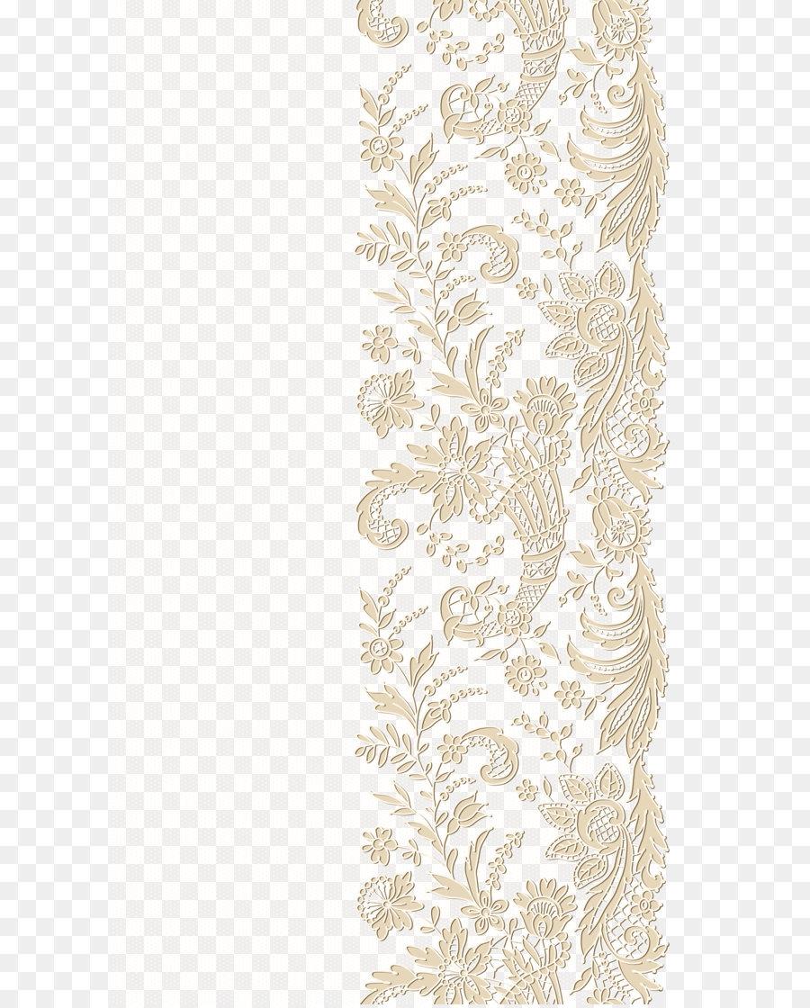 Lace Clip art  Lace Transparent PNG Clip Art Image png