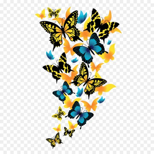 small resolution of butterfly butterfly net greta oto design png