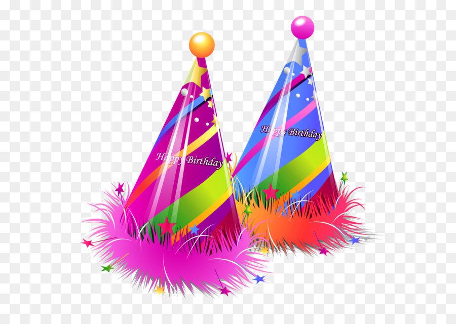 Birthday Cake Party Clip Art Happy Birthday Party Hats