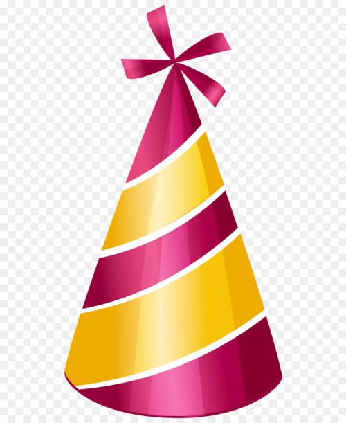 small resolution of party hat birthday hat christmas decoration pattern png