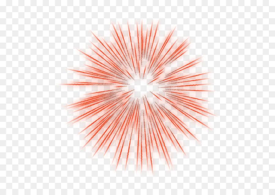 Fireworks Clip art  Firework Orange Transparent Clip Art