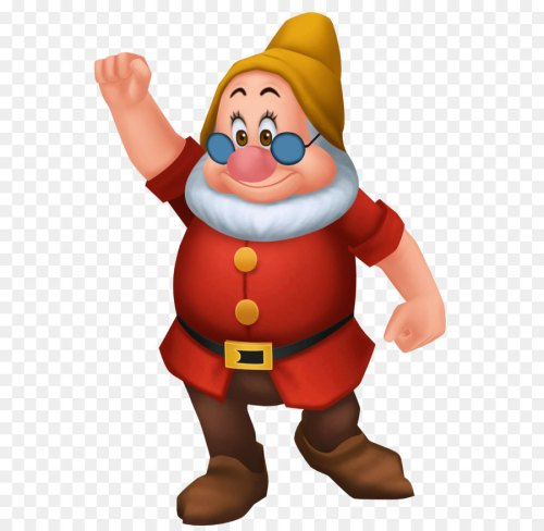 small resolution of snow white seven dwarfs dopey cartoon santa claus png