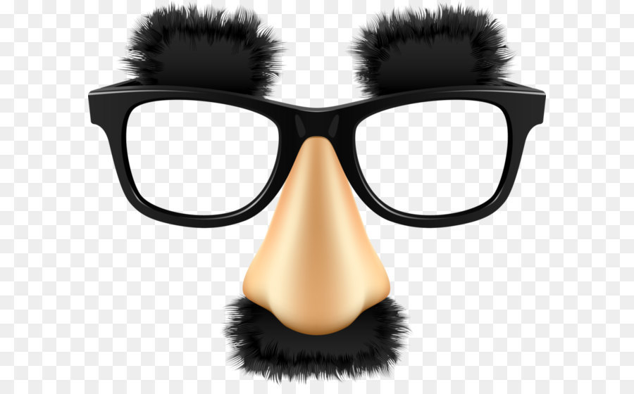 Mask Groucho Glasses Stock Photography Humour Glasses