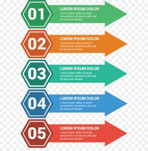 Chart Infographic Diagram Information  Vector handpainted arrow labels png download  1846