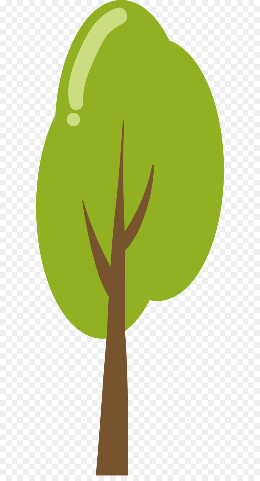 medium resolution of cartoon tree diagram plant font png
