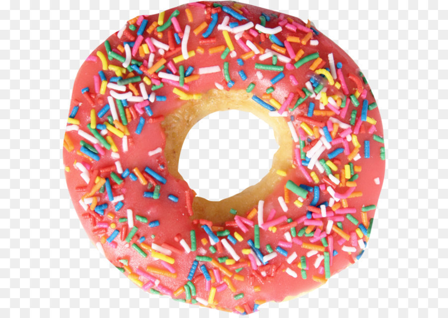Donut PNG png download  700685  Free Transparent Ice