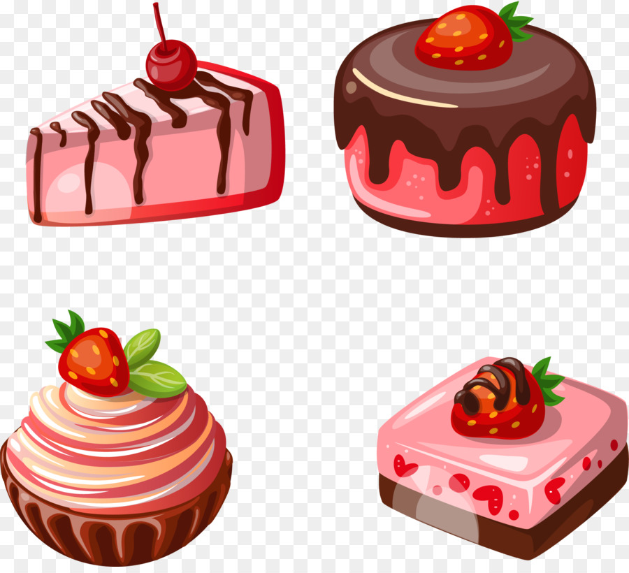 Cake Decorating Cartoon