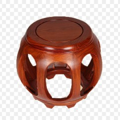 Stool Chair In Chinese Sharper Image Massage Chairs Furniture Living Room Drum Png Download